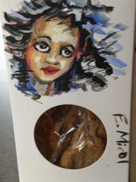 The Eyes Of The Abused Collection by Artist E. Micol
